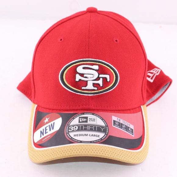 0e08bddd San Francisco 49ers New Era NFL Hat Med/Large NWT NWT